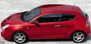Экстерьер Alfa Romeo MiTo