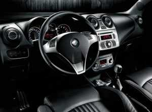 Салон Alfa Romeo MiTo