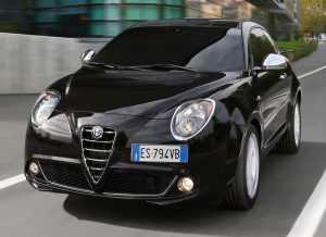 Хэтчбек Alfa Romeo MiTo после рестайлинга