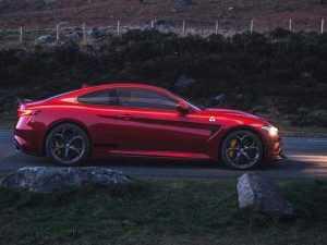Alfa Romeo выпустит двухдверный вариант Giulia