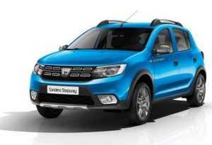 Появится версия Dacia Sandero Stepway для города