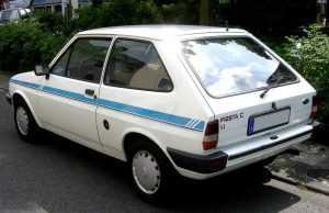Внешний вид Форд Фиеста II