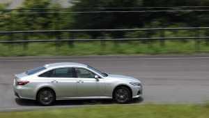 Тойота представили очередное поколения Crown