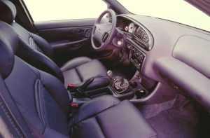 Салон Форд Мондео Mk II
