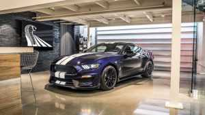 Форд обновили Mustang Shelby GT350