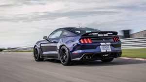 Компания Ford провела обновление автомобиля Mustang Shelby GT350