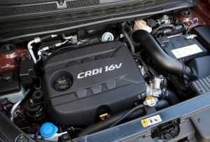 Дизельный двигатель Kia Soul