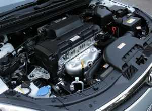 Двигатель Hyundai i30