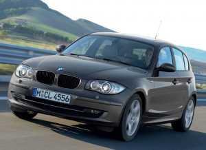 5-дв. хэтчбек BMW 1 серии, рестайлинг