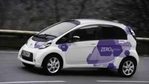 В PSA появилось подразделение электромобилей