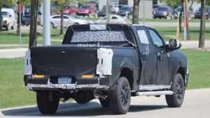 Появились фотографии обновленного пикапа Ram 2500 на дорожных испытаниях