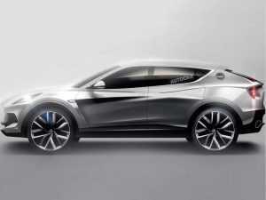 Кроссовер Lotus будет создан на платформе Volvo