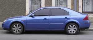 Внешний вид Форд Мондео третьего поколения
