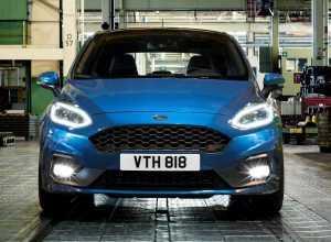 Внешний вид Ford Fiesta ST