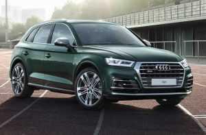 Audi остановили прием заказов на кроссовер SQ5 в Европе