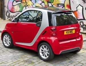На рынке появится полностью электрическая версия Smart