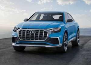 Появились данные о кроссовере Audi Q8