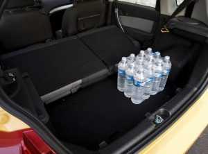 Багажник Шевроле Aveo T250