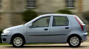 5-дв. хэтчбек Fiat Punto 188, рестайлинг