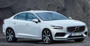 Новое поколение Volvo S60 представят 20 июня