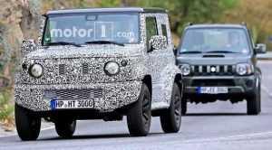 Suzuki завершают производство актуального поколения Jimny
