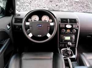 Салон Ford Mondeo Mk III