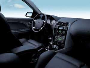 Интерьер Ford Mondeo Mk III