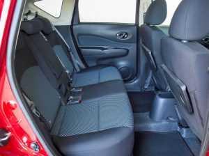 Салон Nissan Note II