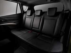 Интерьер Suzuki SX4