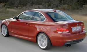 купе BMW 1 серии