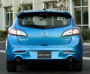 Внешний вид Mazda 3 BL