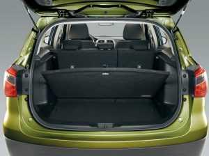 Багажник Сузуки SX4