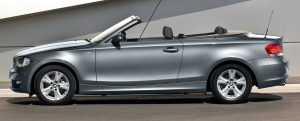кабриолет BMW 1 серии