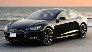 Экстерьер Tesla Model S