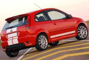 Экстерьер Форд Fiesta ST