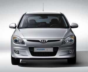 Хэтчбек Hyundai i30 FD