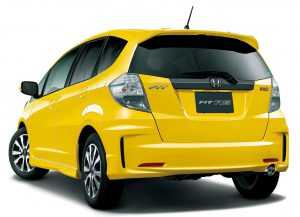RS-хэтчбек Honda Fit