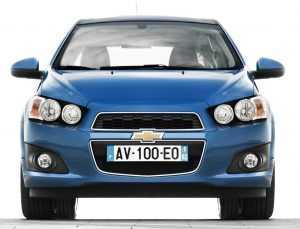 Салон Chevrolet Aveo T300