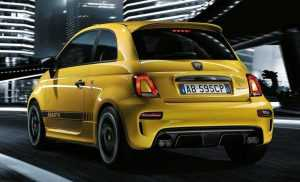 3-дв. хэтчбек Fiat 500 Abarth