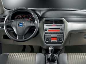 Салон Fiat Punto 199