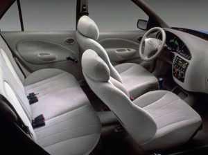 Салон Ford Fiesta 4