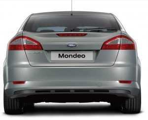 Внешний вид лифтбека Форд Мондео четвертого поколения