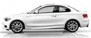 купе BMW 1 серии, рестайлинг