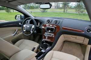 Интерьер Ford Mondeo MK IV
