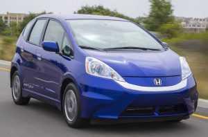 Электромобиль Honda Fit EV