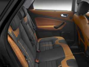 Салон Форд Мондео четвертого поколения