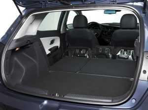Багажник Kia Ceed II