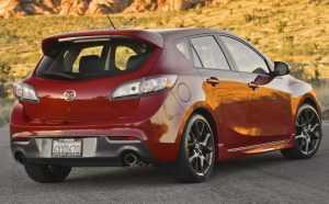 Mazda 3 MPS хэтчбек