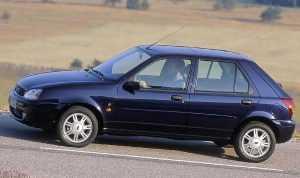 5-дв. хэтчбек Ford Fiesta IV рестайлинг