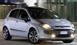 Внешний вид 5-дв. хэтчбека Fiat Evo